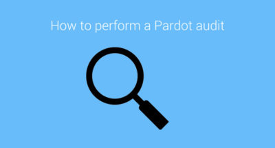 How to Pardot audit