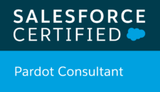 Certified to provide Pardot training