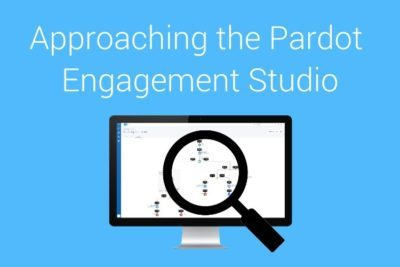 Pardot marketing with the Engagement Studio
