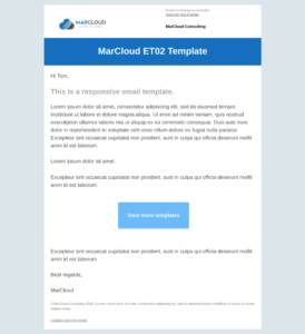 Pardot Email Templates Buy Email Templates Custom Designs