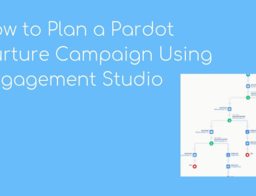 How to Plan a Pardot Nurture Campaign Using Engagement Studio