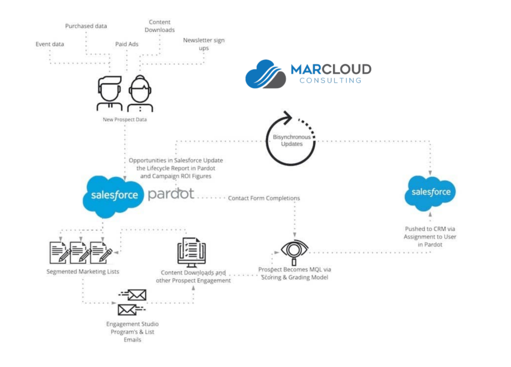 Pardot Reporting & Salesforce Data Management