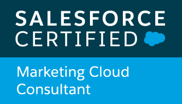 Salesforce Certified Marketing Cloud Email Specialist