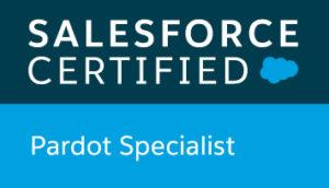 Salesforce Certified Pardot Specialist
