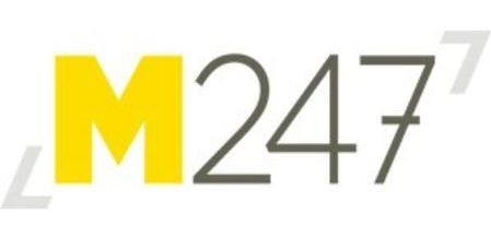 M247 logo