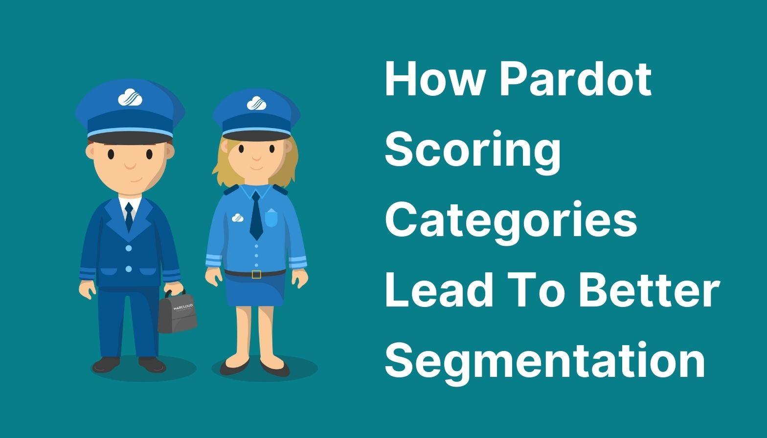 Feature image: How Pardot scoring categories lead to better segmentation