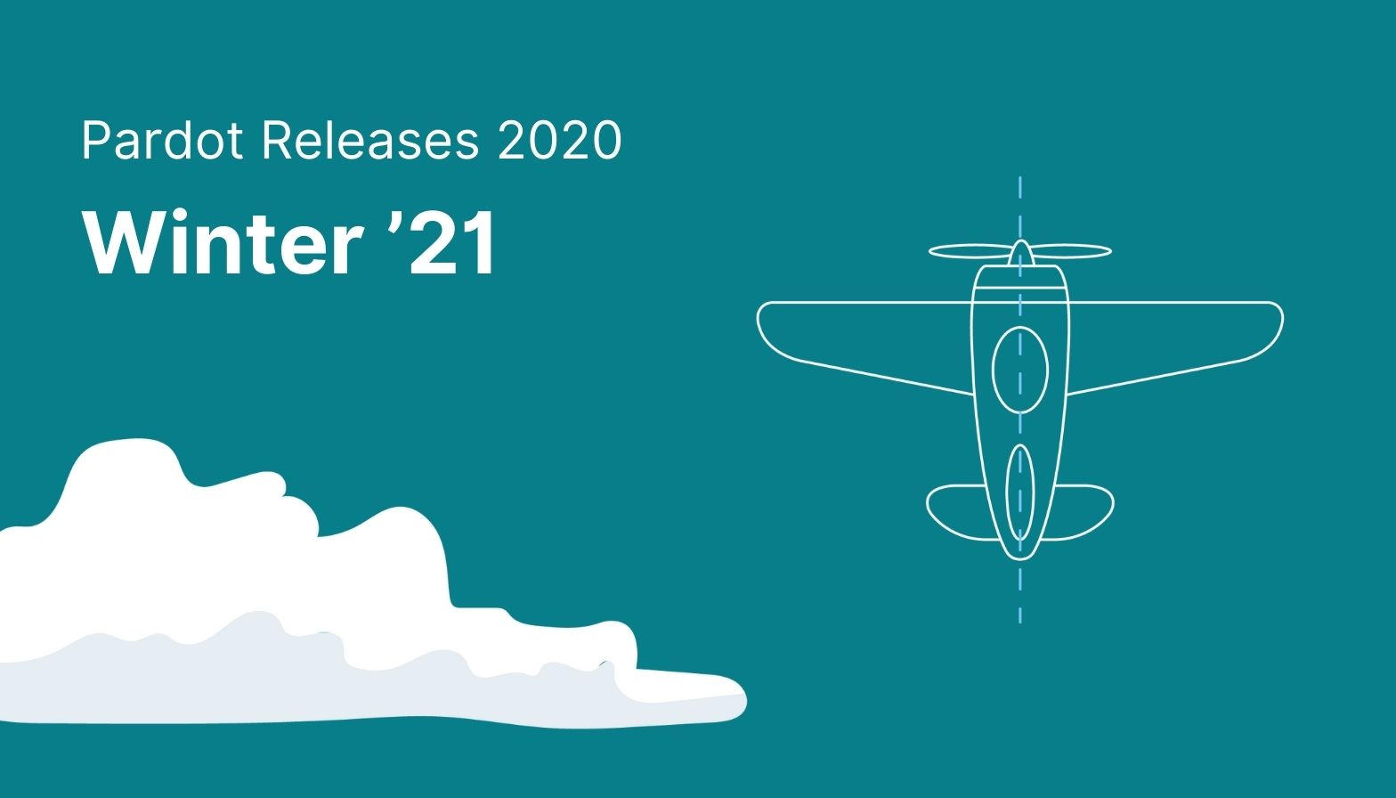 Feature image: Pardot releases 2020 - Winter '21