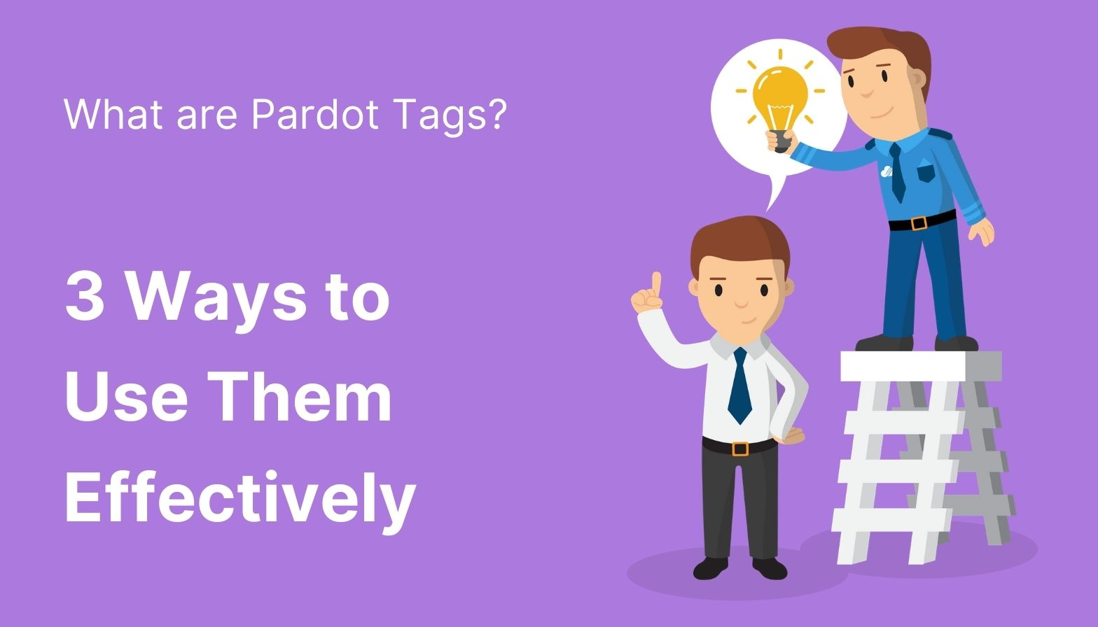Blog feature image for Pardot Tags