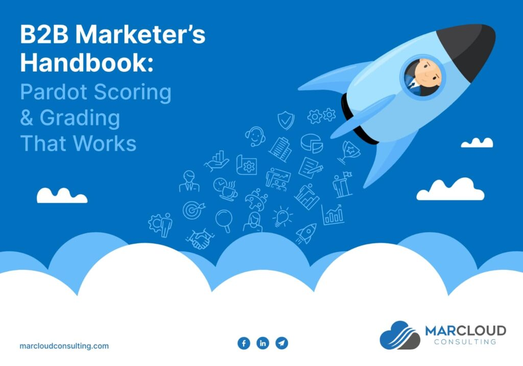 Cover photo of the B2B Marketer's Handbook