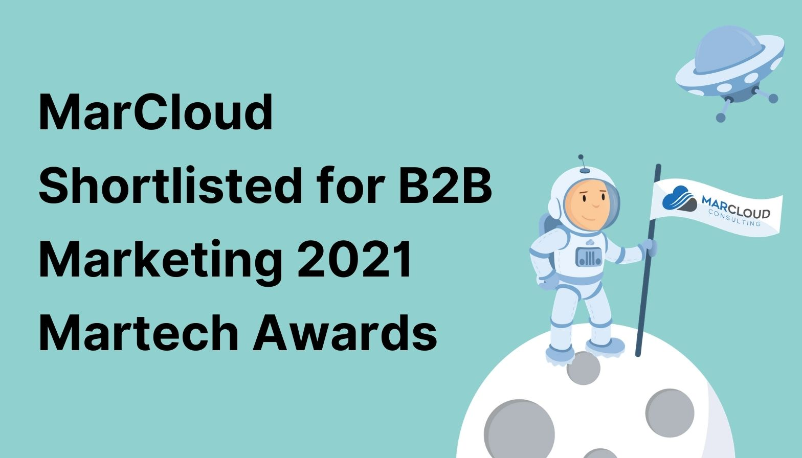 Blog feature - marcloud b2b marketing awards
