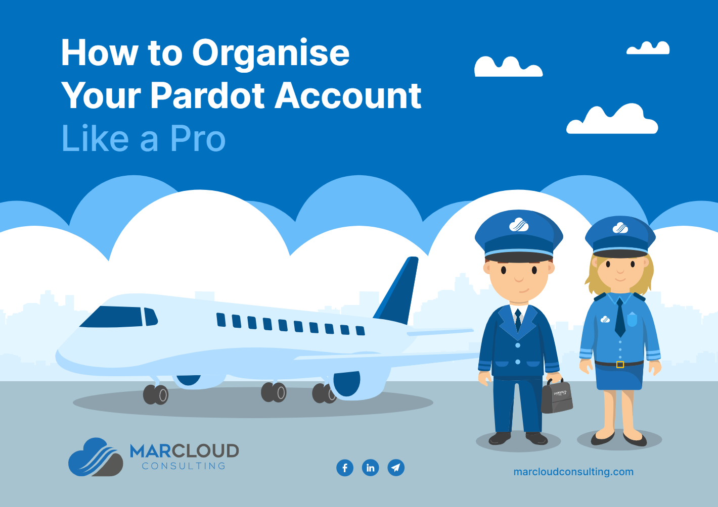 Click to download the ebook: How to organise your Pardot account like a pro