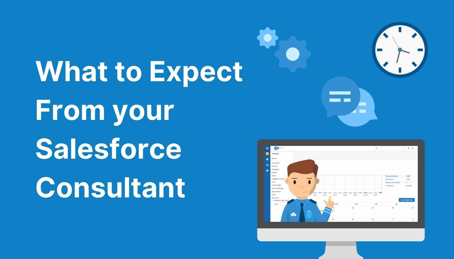 Blog Features image for What to expect from your salesforce consultant