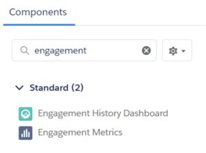 Components screenshot