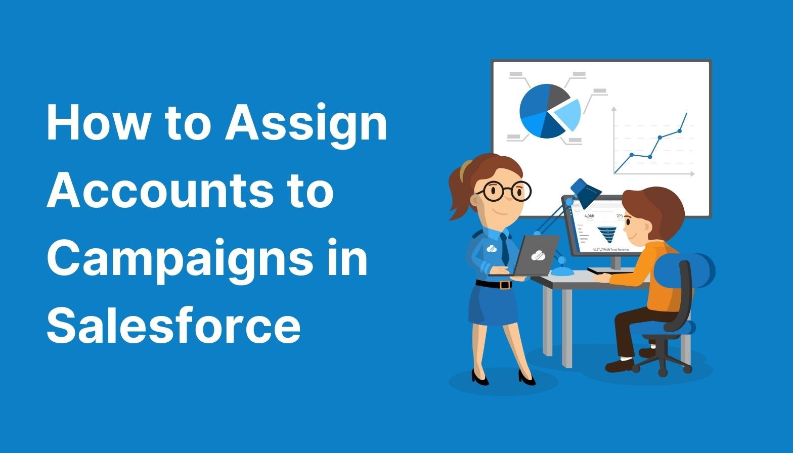 Blog Feature - Assign accounts to campaigns in salesforce