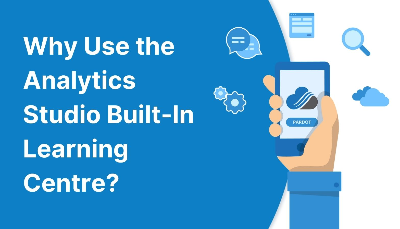 Blog Feature image - analytics studio built in learning centre