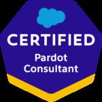 Pardot Consultant Badge