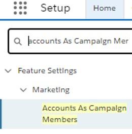accounts as campagin members screenshot