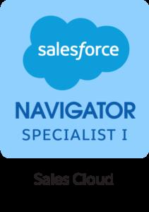 Navigator_Product_Specialist_1_Badge_Sales Cloud_RGB