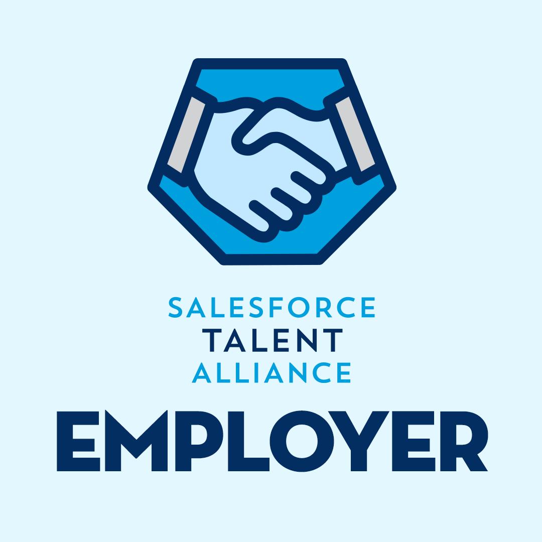 Salesforce Talent Alliance Badge