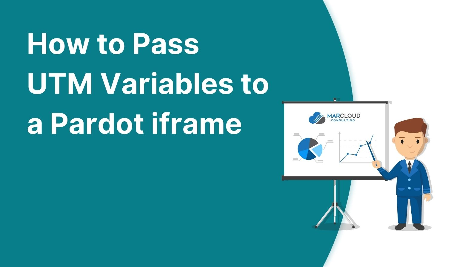 Feature image: How to pass UTM variabled to a Pardot iframe